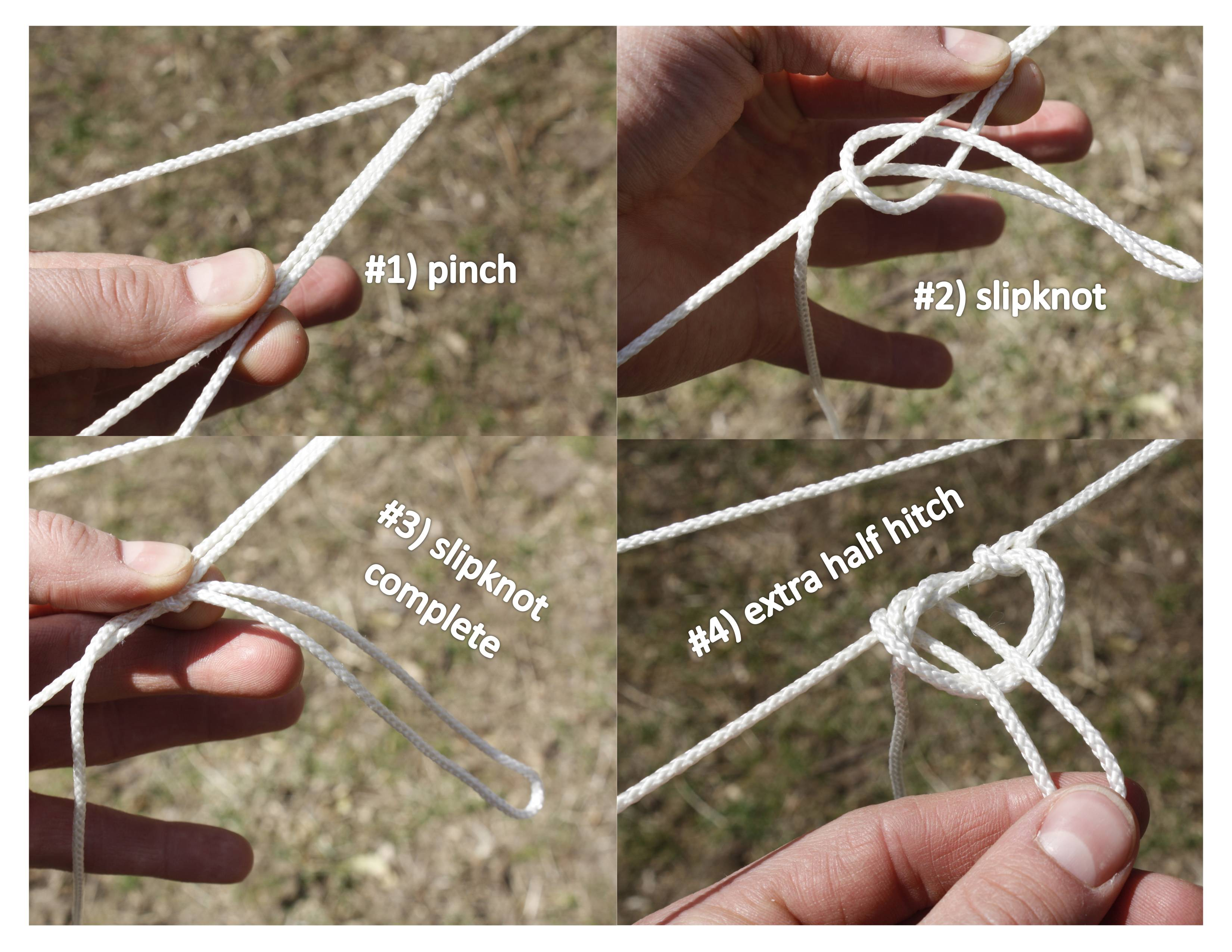 Knots And Tarps How To Tie A Square Knot Diagram Shoe The Ins Outs Pinch